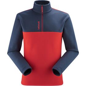 Lafuma Access Micro Half-Zip Jacket Men, rojo/azul